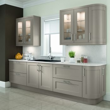 Made to measure Traditional Kitchen in Stone Matt Colour in London